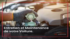 Base Entretien et Maintenance voiture - 105 Services Marrakech_Plan de travail 1